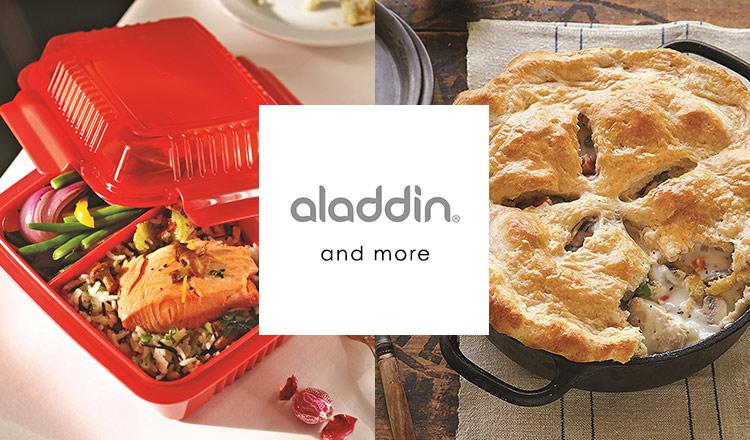 ALADDIN and more