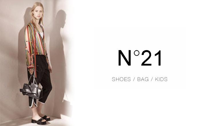N°21 BAG & SHOES