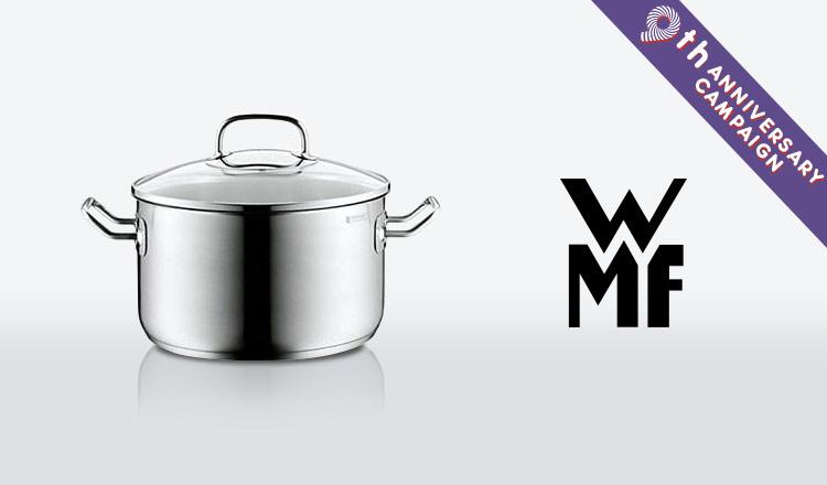WMF -プロフィプラス ハイキャセロール24cm-