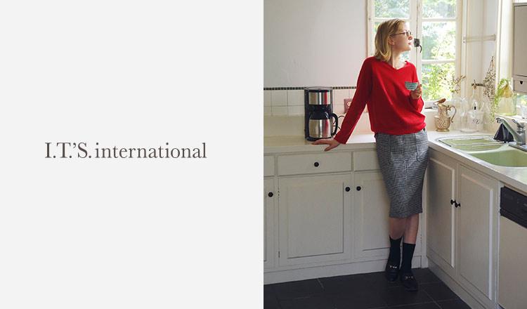 IT'S INTERNATIONAL(イッツインターナショナル)