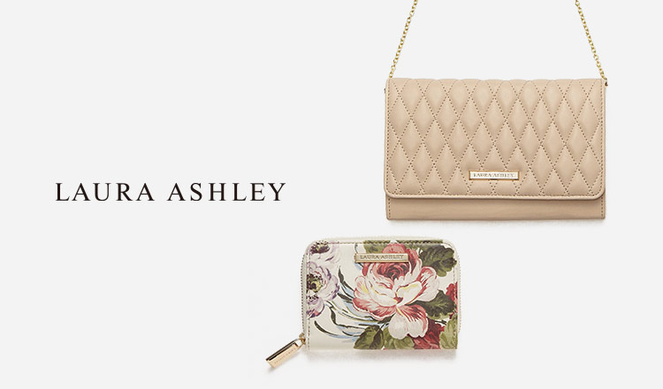 LAURA ASHLEY -BAG-