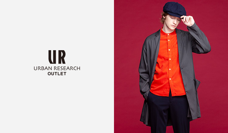 URBAN RESEARCH OUTLET MEN