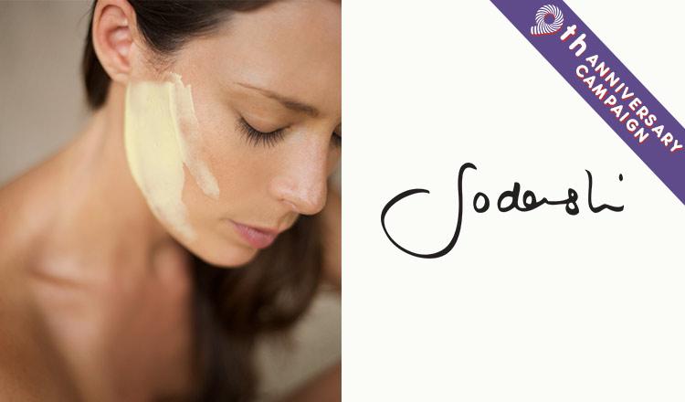 Sodashi 100%天然成分で肌が生まれ変わります 1FKU EVENT