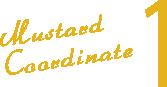 Mustard Coordinate 1